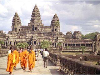 柬埔寨暹粒吴哥 金边 西哈努克港(金边进,暹粒吴哥出,不走回头路)6日半自助