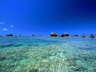 【冲绳】蓝色魅力-冲绳岛4日阳光之旅