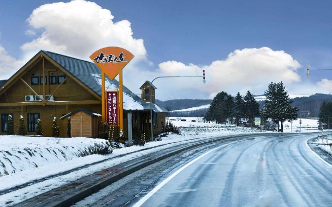 <青森.北海道7日>青森、函馆、洞爷湖、小樽、札幌一次赏阅