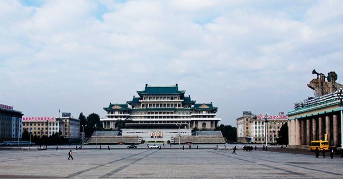 <北京>朝鲜妙香山双飞四日游
