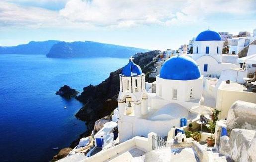 <3钻>希腊一地双岛9天 圣托里尼 米克诺斯 天空之城梅黛奥拉 修道院