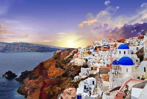 <4钻>希腊一地双岛10日游  国航直飞雅典  可配全国联运 4人共享WIFI