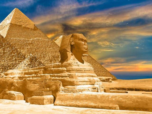 <埃及游轮10日>开罗 阿斯旺 卢克索 红海 孟菲斯 亚历山大 全程五星