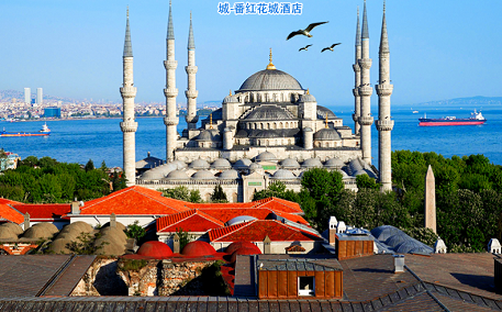 <土耳其环线全景12天>番红花城 图兹湖 古城特洛伊 蓝色清真寺 以佛所古城