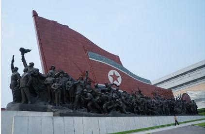 <朝鲜火车团>平壤、开城 板门店 三八线 丹东专列双卧6日游