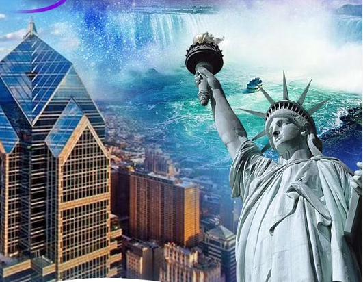 <美东巡礼>美国波士顿&纽约&费城&华盛顿&大瀑布&奥尔巴尼9日